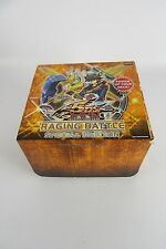 Yu-Gi-Oh 5Ds Raging Battle Special Edition Booster Box Empty