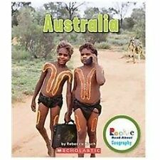 Australia (Rookie Read-About Geography (Paperback))-ExLibrary