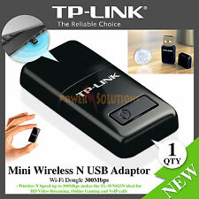 TP-LINK TL-WN823N 300Mbps Mini Wireless N USB Adapter Wi-Fi Dongle Brand New