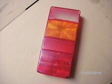 ( GÖRGEN ) 1 Lichtscheibe Jokon R. ( zu Leuchte 224 x 106 x 61 mm ) f. Brenderup