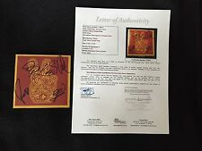 STONE TEMPLE PILOTS SIGNED CD SCOTT WEILAND ALL 4 COMPLETE JSA LOA AUTHNTICATED