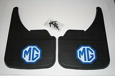 MGB MUD FLAPS UNIVERSAL FIT FRONT OR REAR  ALL MODELS Blue Casp