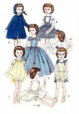 "VINTAGE 18"" SWEET SUE DOLL CLOTHES Pattern 7974"