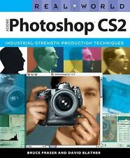 Real World Adobe Photoshop CS2, Blatner, David, Fraser, Bruce, 0321334116, Book,