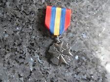 belle medaille militaire republique democratique du congo