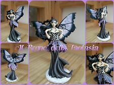 DRAGONSITE FAIRYSITE FAIRY ELFEN FEES FATA GOTH BLUE BY AMY BROWN NO LES ALPES