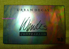 NIB Urban Decay Wende's Contraband Palette EyeShadow 24/7 Glide-On Eye Pencil!