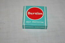 Vintage Duralon Condom in foil with original box