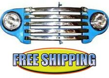 Stainless Grill Bars 1948 1949 1950 Ford Pickup Truck