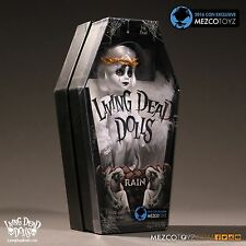 Mezco Toyz Living Dead Dolls Resurrection Rain SDCC Comic Con 2016 Exclusive New
