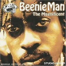 The Magnificent - Man, Beenie NEW SEALED (CD 2002)