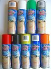 COLOURED HAIR SPRAY - Large Range of Colours - PARTY FUN