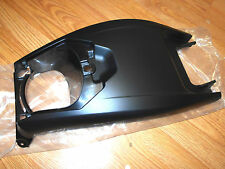 YAMAHA GRIZZLY 550, 700 GAS TANK CENTER BLACK PLASTIC COVER, 1HP-F171A-00-00