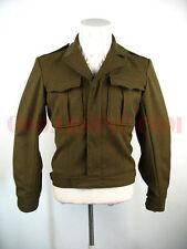 WWII US Army Olive Drab IKE Jacket (standard pattern) Size 44 (L)