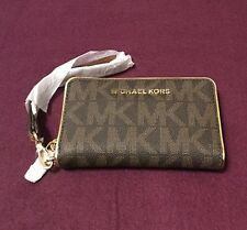 NIB NWT Michael Kors Large Flat Multifunction Phone Case 34H5GVPE3B $108