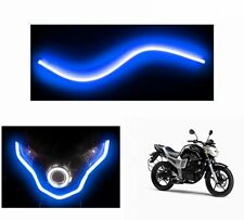 1 X 30cm Flexible Audi Style Neon Tube DRL LIGHT FOR CARS / BIKES - BLUE
