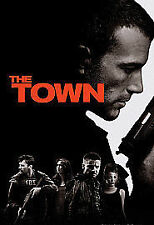 The Town DVD FILM MOVIE CLASSIC BEN AFFLECK JEREMY RENNER LOOK NR
