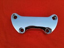 HARLEY SOFTAIL STANDARD CUSTOM HERITAGE CHROME SMOOTH RISER HANDLEBAR TOP CLAMP