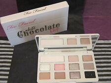 TOO FACED WHITE CHOCOLATE CHIP 11 SHADE COCOA POWDER INFUSED MINI PALETTE