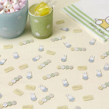 BABY MIFFY CONFETTI 14g - Baby Shower Sprinkles Party Supplies Neutral
