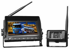 Split Screen Wireless Reversing Camera Kit X 2 Cameras Per Kit
