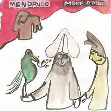 MENDRUGO - MORE AMOR   CD NEU
