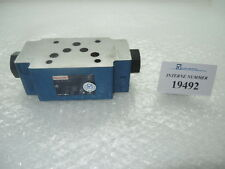 Double check valve Rexroth No. Z2S 10-1-34, Battenfeld used spare parts