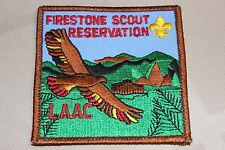 LAAC Firestone Scout Reservation Batch Boy Cub Scout Eagle