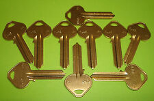 Brand New Lot  Of 10  uncut  ilco-Taylor  RU45 Keys Key blanks For Russwin Locks