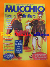 Rivista MUCCHIO SELVAGGIO 259/1997 Chemical brothers Radiohead Fiona Apple No cd