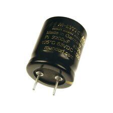 Mundorf Kondensator Elko 2200uF 63V 125°C MLytic ® AG Audio Grade 852956