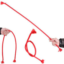 Stiff Rope Close Up Street Magic Trick Party Show Stage Bend Soft Tricky Kids