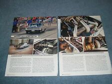 Larry Larson 1966 Chevy II Nova 6-Second Street Car Article