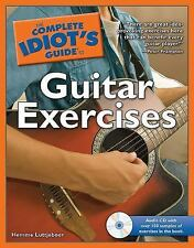 The Complete Idiot's Guide to Guitar Exercises-ExLibrary