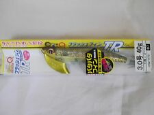 YO-ZURI DUEL EZ-Q FLASH FIN  #3.0 / 40g A1693-RGAJ TIP RUN squid jig egi