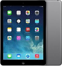 "9,7""/24,6cm Apple iPad Air 2x1,3Ghz 1GB RAM 32GB Flash black MD786FD WiFi iOS"