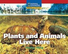 Windows on Literacy Emergent (Social Studies: Technology): Plants and Animals Li