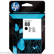 HP No 88 Black Original OEM Inkjet Cartridge C9385A For L7500, L7580