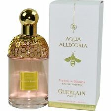 "Guerlain  ""Aqua Allegoria Nerolia Bianca"" 4.2 oz bottle EDT new in box-lovely!"