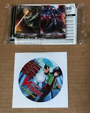 Cardfight Vanguard Intro Set 50cd Starter Deck DVD Manga Playmats Rules
