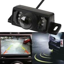 Waterproof Night Vision Car Reversing IR Parking Rear View Wide Angle Camera LED