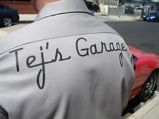 Tej's Garage shirt THE FAST AND THE FURIOUS - Brian O'conner's replica shirt