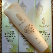 Master Lin Herbal Cleansing Powder & Beauty Mask 40g TCM-basierte Maske+Reinigun