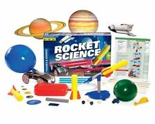 Thames & Kosmos 665104 Rocket Science Experiment Kit For Kids