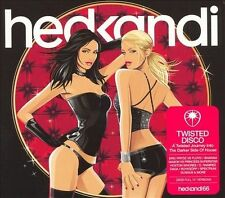 Various Artists Hed Kandi: Twisted Disco CD