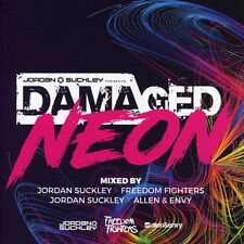 JORDAN SUCKLEY PRESENTS: DAMAGED NEON - NEW CD COMPILATION