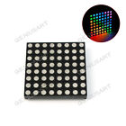 RGB Full Color Dot Matrix LED 8x8 Display 60x60mm Anode Arduino Colorduino ae3d