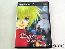 Tales of Destiny 2 Playstation 2 Japanese Import PS2 Japan JP US Seller B