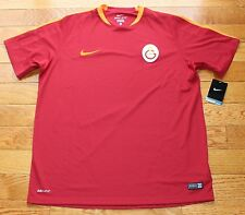 Brand New NIKE SOCCER JERSEY SG 1905 Galatasaray SK Turkish Football XL X-LARGE