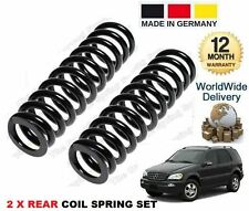FOR MERCEDES ML230 320 ML270 400 CDI ML 350 ML430 1998-2005 2x REAR COIL SPRING